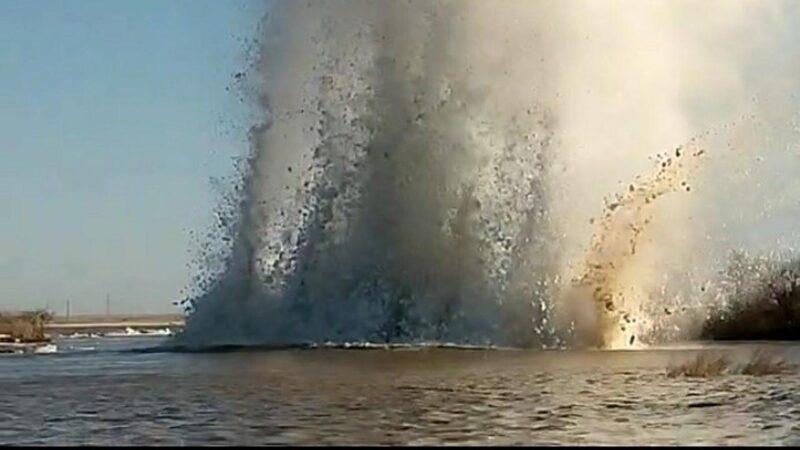«Бір сәтке де қырағылықты жоғалтпаңыздар» – Жеңіс Қасымбек су тасқынын қадағалау жайлы