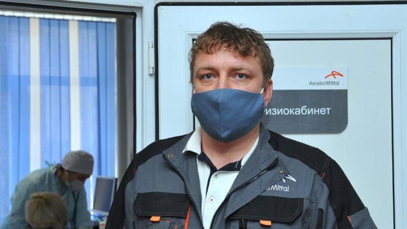 Қарағанды облысының шахталарында коронавирусқа қарсы вакцинация жүргізілуде