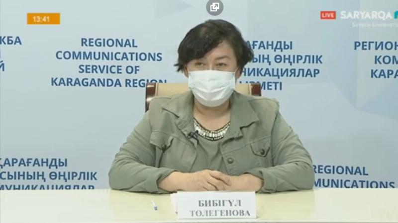 Қарағанды облысында қай нысандарда КВИ-ға қарсы қызметкерлердің басым бөлігі екпе алды