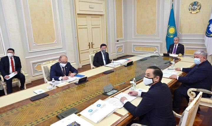 Мемлекет басшысы Қазақстан халқы Ассамблеясы Кеңесінің кеңейтілген отырысын өткізді